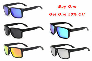 New HD Polarized 9102 Holbrook Sports Surfing Cycling Golf Race Skate Sunglasses