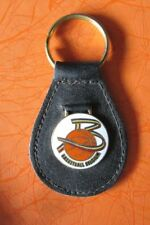 Vintage Keyring Basketball Belgium Keychain