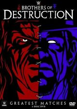 WWE - Brothers Of Destruction - Greatest Matches (DVD, 2014)