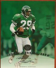 ADRIAN MURRELL - 1997 Donruss Leaf Signature Autographs 8 x 10 - Jets
