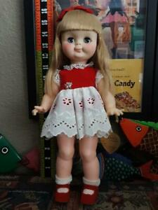 RARE 1962 EFFANBEE GUM DROP DOLL - NEAR MINT CONDITION - GUMDROP WITH TAGS