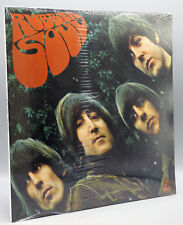 Rubber Soul  by The Beatles Vinyl Record 2012 Remastered EMI New Sealed