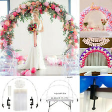 Balloon Arch Set Balloons Column Stand Base For Wedding Birthday Party Decor ki