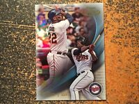 Miguel Sano Twins RC 2016 Topps Gold Label RARE CLASS 2 BLUE PARALLEL #63