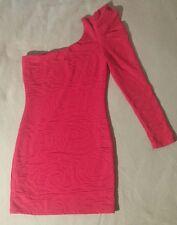 ARDEN B. One Shoulder Red Mini Beautiful Dress, Small. EUC (29)