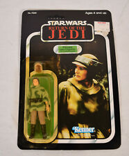 Star Wars ROTJ Princess Leia Organa Action Figure Kenner 1983 77 Back MOC New