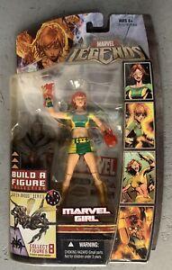 Marvel Legends MARVEL GIRL | Queen Brood Series BAF | New Figure | Hasbro 2007