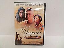 The Song of Hiawatha (DVD, 2005) Native American Tribe Graham Greene NEW TORN