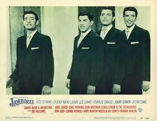 """""""JAMBOREE"""" Affiche U.S. entoilée (Roy LOCKWOOD / The FOUR COINS)"""