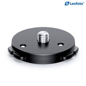 """[US Dealer] Leofoto Q50 Connecting Plate for QS-50 Quick Link Set / 3/8"""" Screw"""