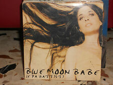 LEDA BATTISTI - BLUE MOON BABE - cd singolo cardsleve - campione promo - 2000