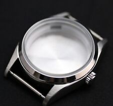Explorer style watch case for MIYOTA 8215 8205 - ETA 2824-2836 sapphire crystal