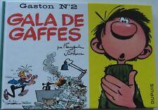 GASTON N°2 GALA DE GAFFES 2013 Format à l'italienne FLAMBANT NEUF