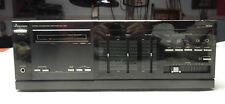 MITSUBISHI DA-U155 INTERGRATED AMPLIFIER 1 channel works 1 doesn't Parts Repair