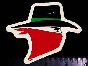 SKOAL BANDIT - Original Vintage 80's  Racing Decal/Sticker NASCAR NHRA
