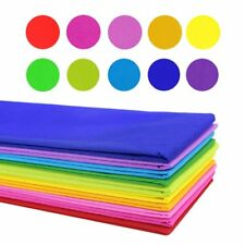 20pcs colorful crepe paper 20 x 60 inch wedding birthday party supplies