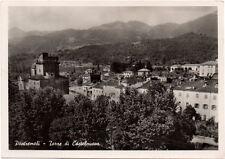 PONTREMOLI – TORRE DI CASTELNUOVO – CARTOLINA FG LUNIGIANA MASSA CARRARA
