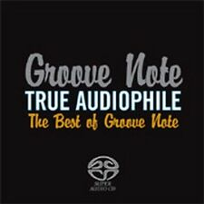 True Audiophile: Best Of Groove Note - Groove Note (2006, SACD NUOVO) Sacd