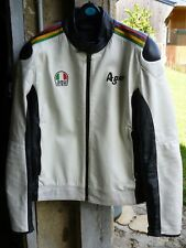 Dainese Agostini Limited Edition leather jacket