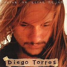 DIEGO TORRES - TRATAR DE ESTAR MEJOR - CD, 1994