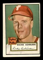 1952 Topps Set Break #216 Richie Ashburn VG *OBGcards*