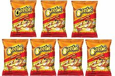 Cheetos Crunchy Flamin' Hot Cheese Flavored Snacks Pack of 7 bags (2 oz. ea bag)
