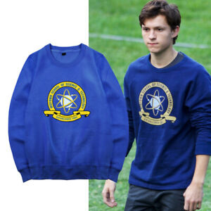 Spider-Man Homecoming Peter Parker Tom Holland Pullover Hoodies Cosplay Sweaters