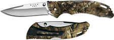 Buck Bantam BHW Folding  Knife Mossy Oak Break-up Country Camo 286CMS24