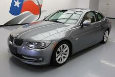 2012 BMW 3-Series Base Coupe 2-Door
