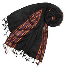 Gestreifte Damen-Schals & -Tücher aus Viskose/Rayon