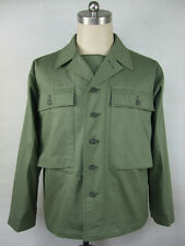WWII WW2 United States US Army 1942 M42 HBT Special Jacket