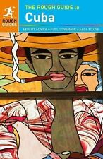 McAuslan, Fiona, Norman, Matthew, The Rough Guide to Cuba, Very Good Book