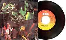 "7"" -  Birth Control - Gamma Ray (ORIGINAL SPANISH PRESS. 1975) VG+ LISTEN*OYELO"