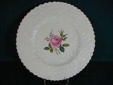 Spode Spodes Bridal Rose / Savoy Billingsley Rose Dinner Plate Gold - Version B