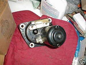 NOS MOPAR 1972-3 E B & C  BODY 2 SPEED WIPER MOTOR