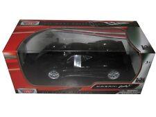 MOTORMAX PAGANI ZONDA F BLACK 1/24 DIECAST CAR MODEL 73369