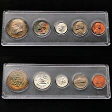 Original Government Issue Silver Mint Sets from 1959-1964 All 6 sets.