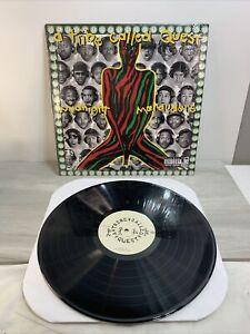 "A Tribe Called Quest Midnight Marauders 01241-41490-1 Vinyl 12"" LP 2004 Reissue"