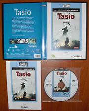 Tasio [DVD] EL PAÍS Montxo Armendáriz, José María Asín, Patxi Bisquet COMO NUEVO