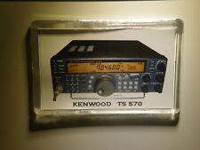 KENWOOD TS 570  FRIDGE MAGNET