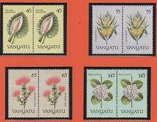 VANUATU 15 timbres neufs 1982 série fleurs indigènes et Orchidées  /T374