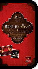 Bible Alive!-NLT by Tyndale House Publishers (CD-Audio, 2012)