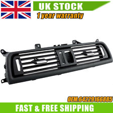 Car Center Fresh Air Outlet Vent Grille Cover For BMW5 F10 F18 Front Dash PanelL