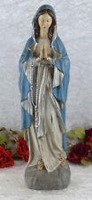 Maria Mutter Gottes Statue 49 cm Heiligenfigur Madonna Skulptur Figur Religion