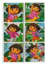 """25 Dora at Play Stickers, Assorted 2.5"""" x 2.5"""" each, Party Favors"""