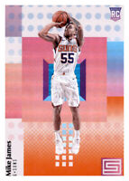 2017-18 Status Orange Mike James Suns #149 NBA Rookie RC Parallel PWE