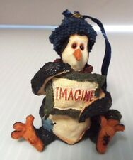 "BOYDS  ""WADDLE COLDFIN... IMAGINE""  ~ (2000) ~  #25805"