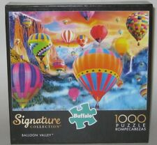 Buffalo Games BALLOON VALLEY Signature Collection 1000 Piece Puzzle NEW
