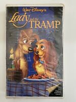 Disney Classics Lady and the Tramp (VHS, 1987) NEW & Sealed