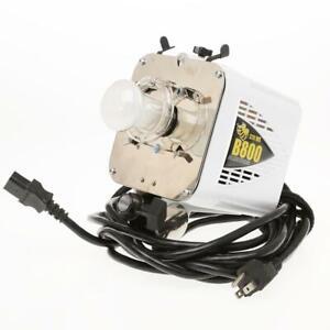 Paul C. Buff / Alienbees B800 Flash Unit Head - White SKU#13844329